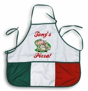 Hot Pizza Full Color Apron
