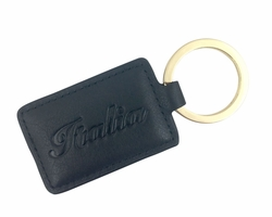 Italia Leather Keychain