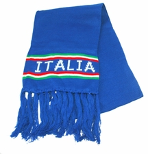 Italia Royal Knit Scarf