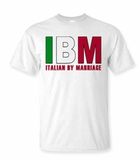 Italian By Marriage Shirt