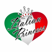 Italian Princess Decal Sticker