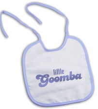 Little Goomba Bib