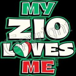 My Zio Loves Me T-shirt