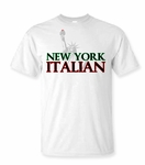 New York Italian T Shirt