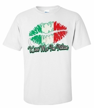 Our New Kiss Me I'm Italian T-Shirt