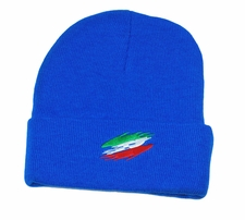 Royal Italian Flag Ski Cap