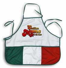 Sicilian Moms Are The Best Italian Apron