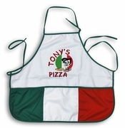 Slick Pizza Guy Apron