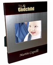 The Godchild Brush Silver Frame