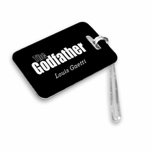 The Godfather Luggage Tag