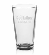 The Godfather Mixing Glass