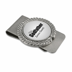 The Godfather Pewter Money Clip