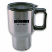The Godfather Travel Mug