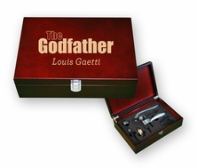 The Godfather Wine Set