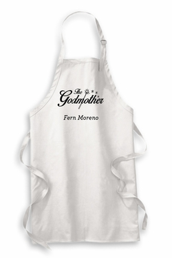 The Godmother Apron