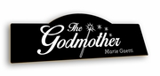 The Godmother Display Sign