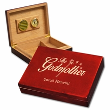 The Godmother Humidor
