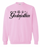 The Godmother Crewneck