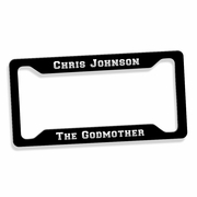 The Godmother License Plate Frame