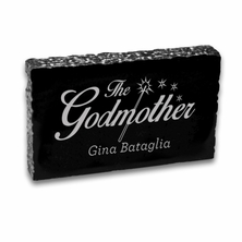 The Godmother Marble paperweight