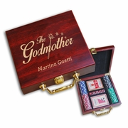 The Godmother Poker Set