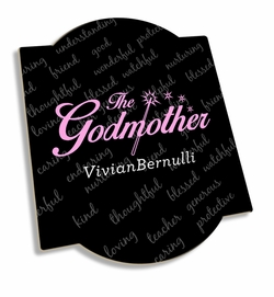 The Godmother Traditional Sign