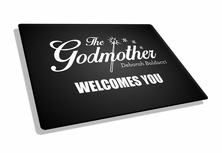 The Godmother Welcome Mat