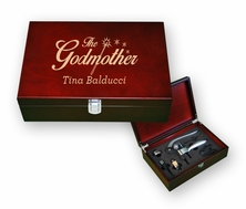 The Godmother Wine Set