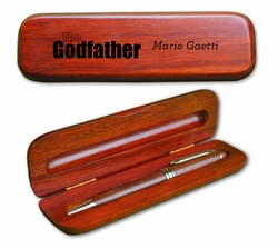 The Godmother Wooden Pen Set