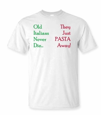 They Just Pasta Way