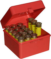 25 Shot Shell Case