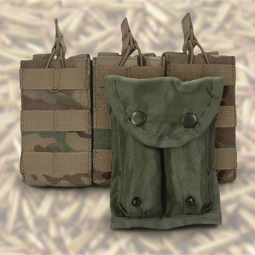 Ammunition Magazine Pouches