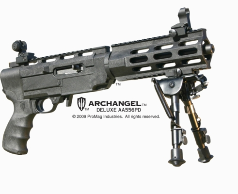 Archangel Pistol (Charger*) (ARS) Package