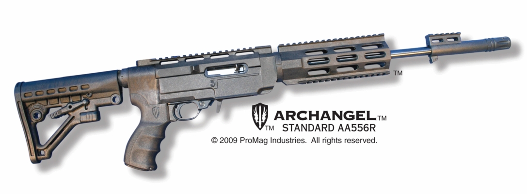Archangel Rifle (10-22*) (ARS) Package