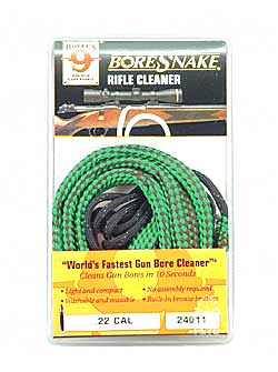 Bore Snake Rifle Bore Cleaner 22CAL