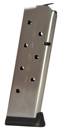 Colt 1911 Factory Government/Commander Full Size 8-Round Magazine .45 ACP