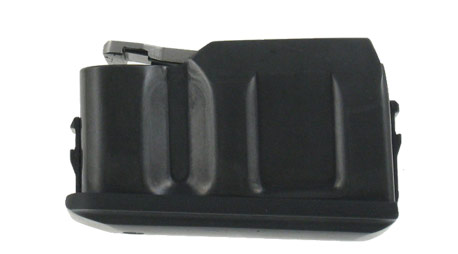 CZ USA550 243Win Steel 4 Round Magazine