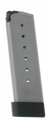 Kahr Arms PM45 7 Round Stainless Magazine W/Grip Ext