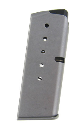Kahr Arms MK9 9MM 6 Round Stainless Magazine