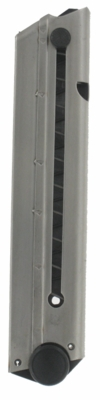 Luger P08 9mm 8 Round Stainless Steel Magazine