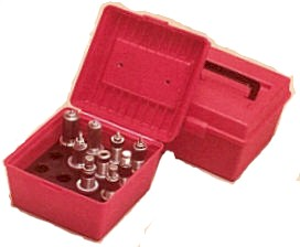 Multiple Die Set Storage Box