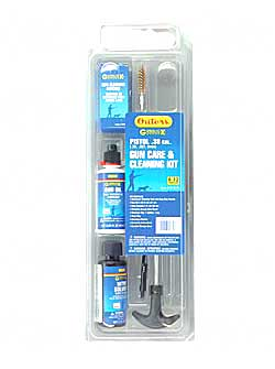 Outers 38/357/9MM/380  Pistol Cleaning Kit