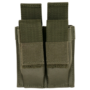 Pistol Quick Deploy Dual Mag Pouch