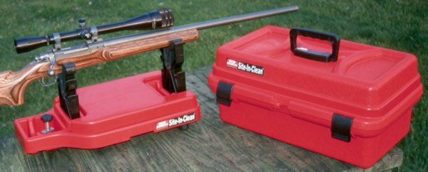 Rifle and Shotgun Shooting Rest & Case