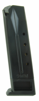 Ruger P Series P85/89/93/94/95 10 Round Factory Magazine