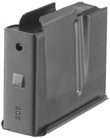 Ruger Gunsite 5 Round 308 Win Steel Magazine
