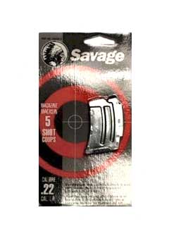 Savage Arms MKII 5 Round 22LR Magazine