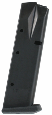 Mecgar Smith & Wesson 910, 915, 459 & 5900 Series 9MM 17 Round Magazine