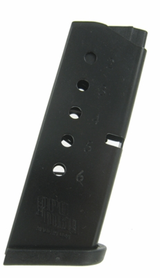 ProMag Smith & Wesson Bodyguard .380 ACP 6 Round Magazine