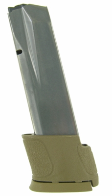Smith & Wesson M&P .45 ACP 14 Round Magazine Brn Base